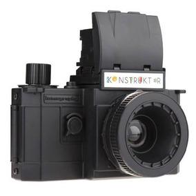 Lomography Camera Fotografica De Montar Konstruktor Diy Lomo