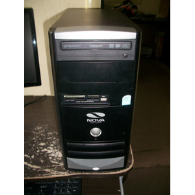 Cpu Nova Pentium 4 3.0ghz 2gb Ram, Hd 160gb On Board_usado