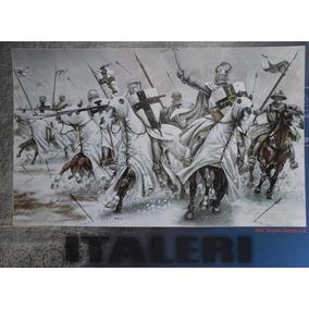 Caballeros Teutones Dragones Franceses Pintor Giuseppe Rava 77bf9c8dba8