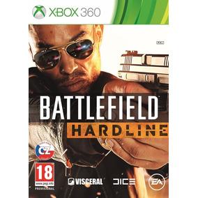 Jogo Battlefield Hardline Xbox 360 Português Original Novo