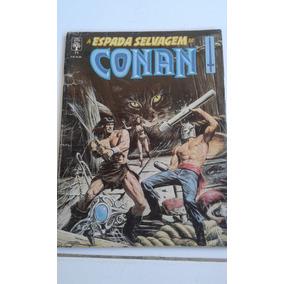 A Espada Selvagem De Conan Nº 71 Bom Estado