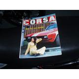 Unico Road Test Cupe Chevron Chevy Revista Corsa