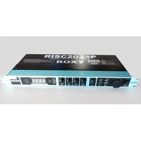 Processador De Efeitos Roxy Risc 2024p
