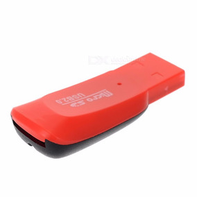 Leitor De Cartão / Usb 2.0 Micro Sd (max. 32gb)