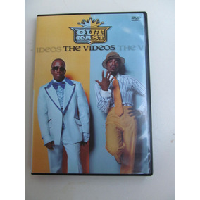 Dvd Out Kast - The Videos - Novo