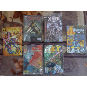 Super Lote Comics Marvel + Dc. De Coleccion -