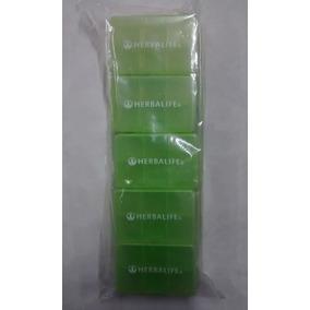 Pacote Com 10 Porta-comprimidos Herbalife. Produto Novo!