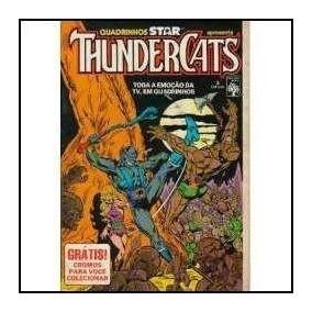 Hq - Thundercats Nº 3 Ano 1987 Raro