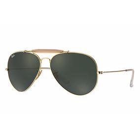 ef47af7b017a2 Óculos De Sol Ray Ban 3029 Dourado Caçador - Óculos no Mercado Livre ...