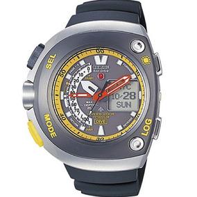 0abd7fed829 Aqualand Meia Lua Titanium - Relógio Citizen Masculino no Mercado ...