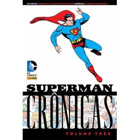 Hq Superman Crônicas Volume 3
