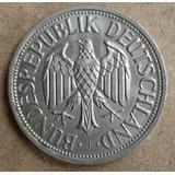 Alemania Federal 1 Marco 1950 J Sin Circular Bu