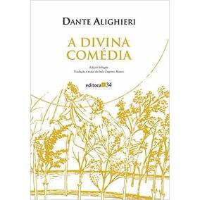 A Divina Comédia - 3 Volumes Dante Alighieri