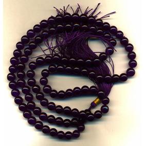Mala Collar De Oracion En Amatista -envio Gratis