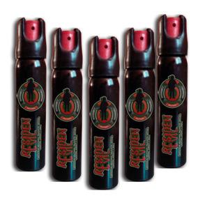 Gas Pimienta Lacrimogeno Spray Grande Profesional Defensa