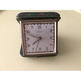 8fe4e0f72e8 Caixa Relogio Mesa Antigo - Relógios no Mercado Livre Brasil