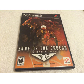 Zone Of The Enders The 2nd Runner (playstation 2, 2001)