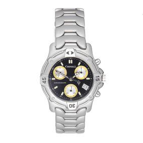 Reloj Cornell Swiss 1870 Cr-1001.1wbks, Acero Quirúrgico