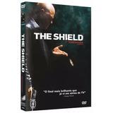 Dvd Série The Shield 7a Temp 4 Discos Com Luva Lacrado