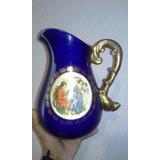 Jarra De Porcelana Antigua