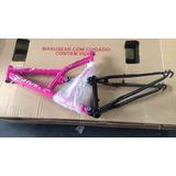 Quadro De Bicicleta Status Fullsion Limited Full Suspension