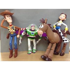 Toy Story 3 4-pçs De 14.5 Cm Entrega Emediata