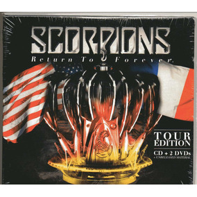 Scorpions/ Return To Forever Tour Edition C D + 2 D V D ` S