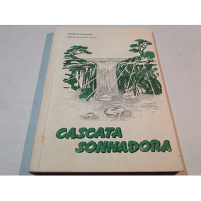 Livro Cascata Sonhadora 1967 Isabel Laureano Lopes Sorocaba