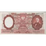Billete 10000 Pesos M/n Estado Sin Circular-, Oferta!!!!!!!!