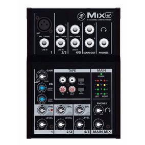 Mesa/mixer Mackie Mix5 Ultra Compacto - Ms0048