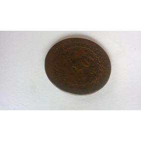Moeda In Roc Signos Vinces Antiga Coleçao Ano 1894 Cobre