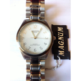 b765a0f7a63 Relogios Magnun masculino Usado - Relógio Magnum Masculino