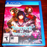 Videojuego Stranger Of Sword City Ps Vita Nuevo Sellado