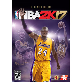 Pôster Nba 2k17 - Kobe Bryant - Excelente Qualidade