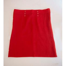 Polleras Tubo Talle L L de Mujer Rojo en Mercado Libre Argentina 4166997b185d