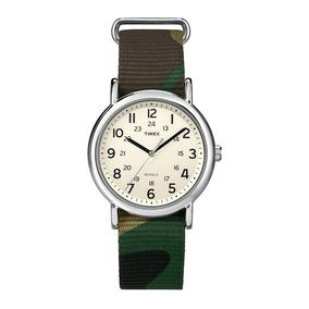 Relógio Timex Weekender T2p365ww/tn - Revenda Autorizada