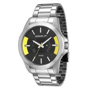 195e69a2705 Relogio Speedo Aço Inox - Relógios De Pulso no Mercado Livre Brasil