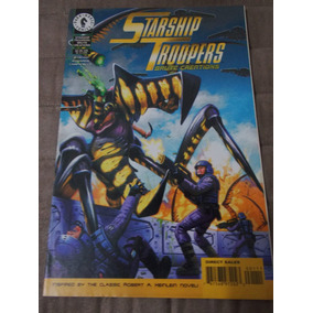 Starship Troopers Brute Creations Dark Horse Importada