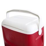Caixa Térmica Igloo Island Breeze 28qt 26 Litros Vermelho