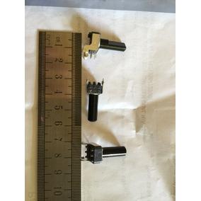 Potenciometro Dual 10kohm 15mm Yamaha Dtx 500 E Dtxexplorer