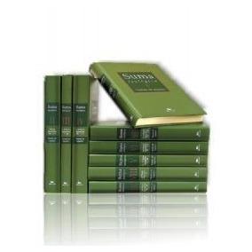 Suma Teológica - 9 Volumes - Todos Os Volumes Novos