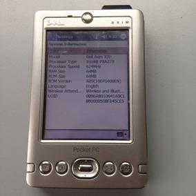 Tipo Palm Dell Axim X30 Funcionando Perfecto Completa