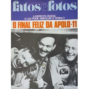 Revista Fatos & Fotos Nº. 444 - 1969