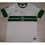 Camisa Do Coritiba 2014 Nike  25 Autografada Alex Tamanho Xl 1c0789c260524