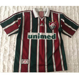 Camisa Fluminense 1999 - Futebol no Mercado Livre Brasil d1ab7985fd757