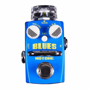Mini Pedal Para Guitarra Hotone Blues Overdrive