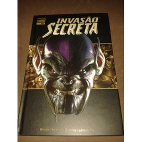 Invasão Secreta Marvel Deluxe Panini