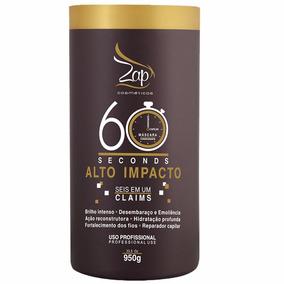 Máscara 60 Segundos Alto Impacto Zap Professional 950g