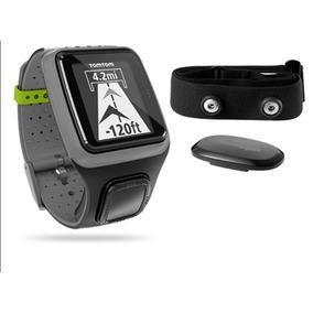 Relógio Nike Tomtom Gps + Cinta De Peito! Novo! - Joias e Relógios ... 89ec23fd11d0e