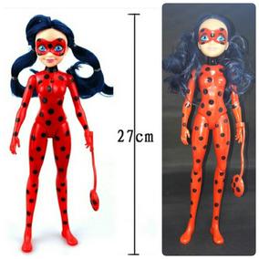 Boneca Miraculous Ladybug Girl